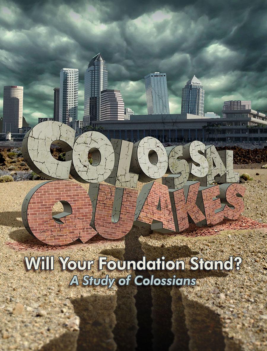 Colossal Quakes cover