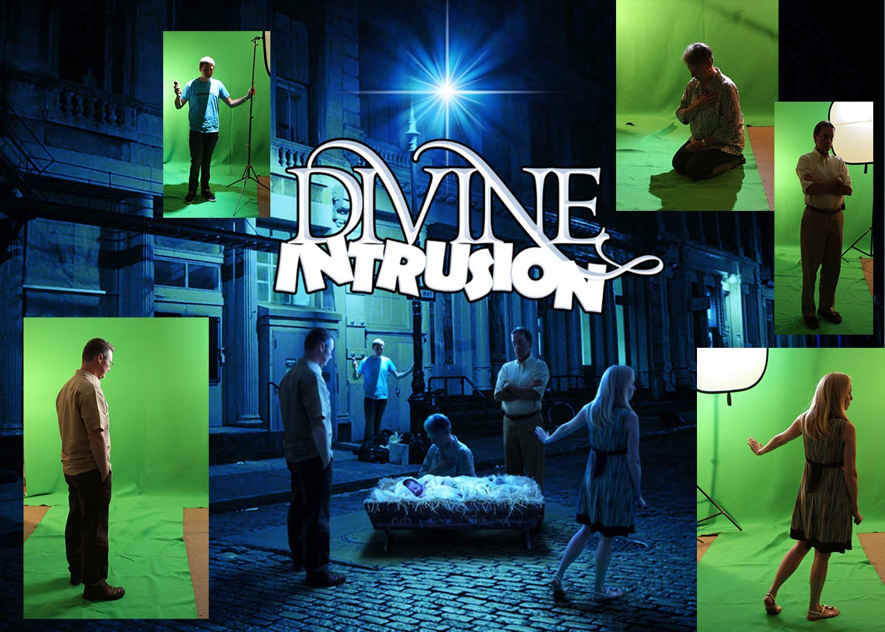 STF-Divine Intrusion PIECES