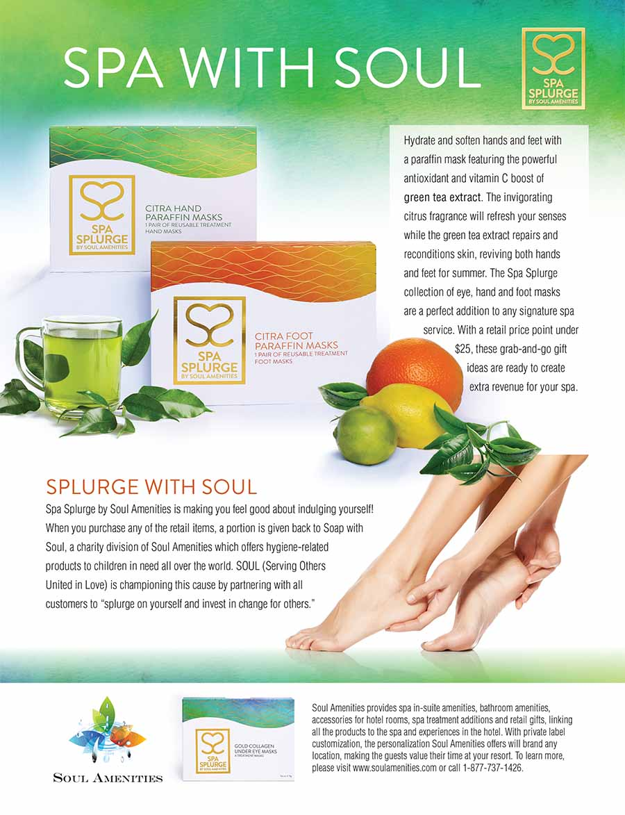American Spa Magazine Ad-August.indd