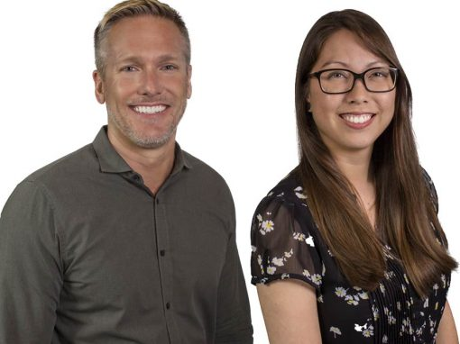 Marketing Team Headshots