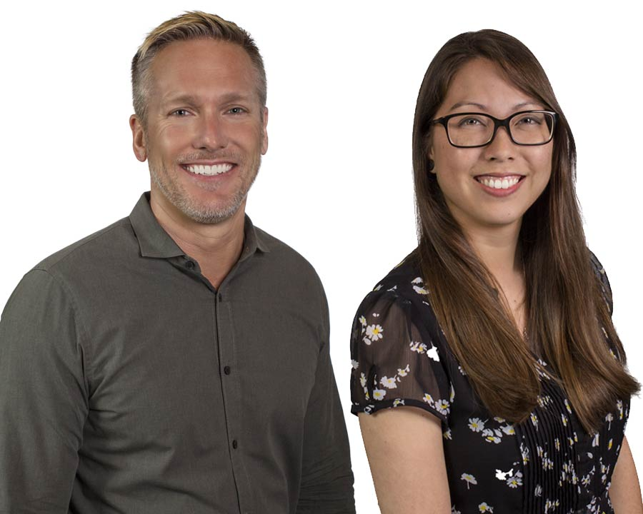 Marketing Team Headshots