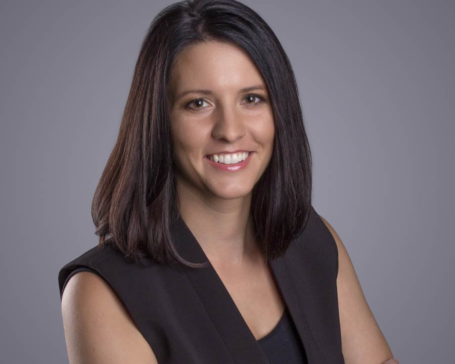 Corporate Female Headshot