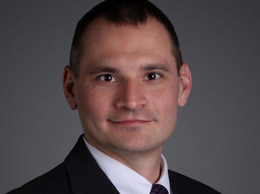 Male Attorney Headshot