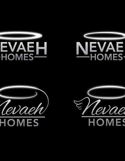 Nevaeh Homes logos
